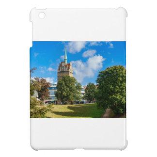 Historical building in Rostock iPad Mini Case