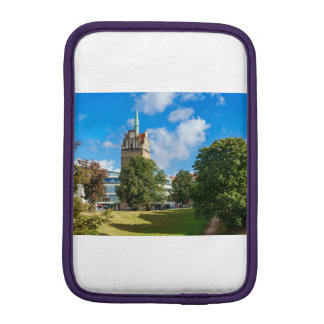 Historical building in Rostock iPad Mini Sleeve