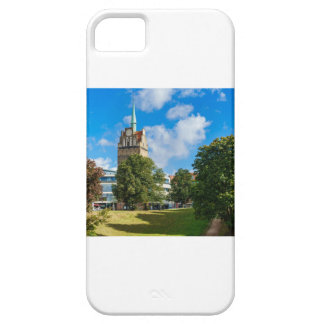 Historical building in Rostock iPhone 5 Case