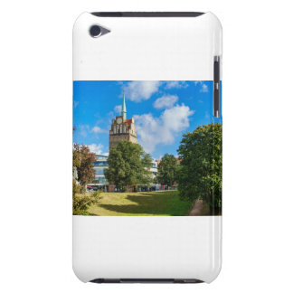 Historical building in Rostock iPod Touch Cover