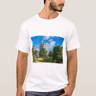 Historical building in Rostock T-Shirt