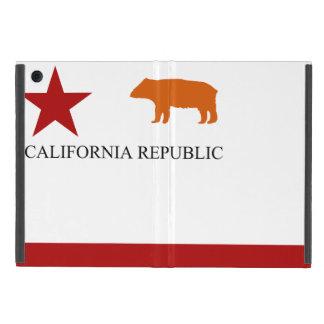 Historical California Bear Flag iPad Case