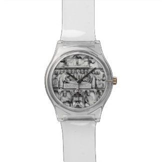 Historical, Christian Sculptures Notre Dame Paris Watch
