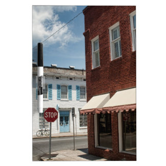 Historical Downtown Savannah Georgia Dry-Erase Whiteboard