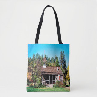 Historical Hyapom Court House... Tote Bag