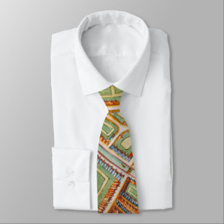 Historical Map of New York City (1664) Tie