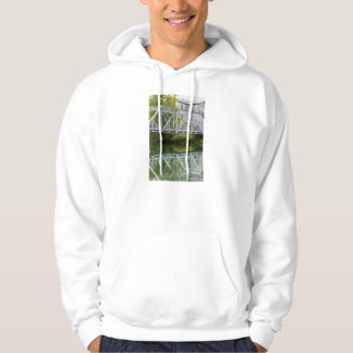Historical Mill And Bridge Ozark Hoodie