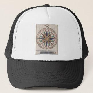 Historical Nautical Compass (1543) Trucker Hat
