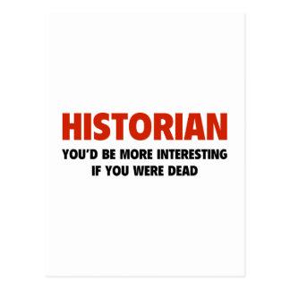 Historien Cartes Postales