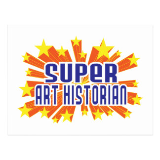 Historien d'art superbe carte postale