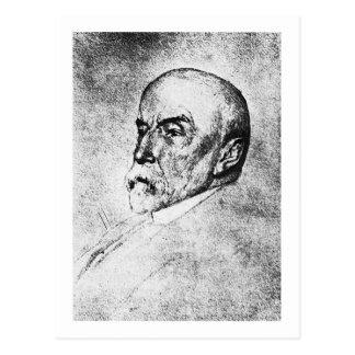 Historien d'auteur de Henry Adams de ~ d'Adams Carte Postale
