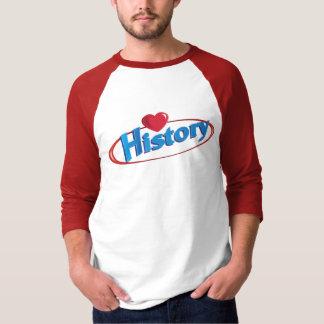 History 1930-2012 T-Shirt