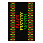 History Band BHM Party Invitations