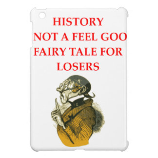 HISTORY iPad MINI CASE