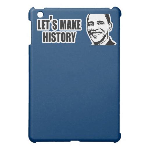 History Obama Bumper 5.png iPad Mini Cases