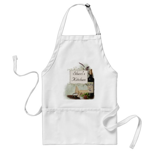 History Of Great Taste Kitchen Standard Apron