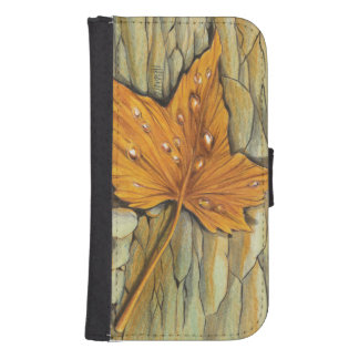 History of Leaf Phone Wallet Cases