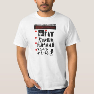 History of Music in the Church T-Shirt