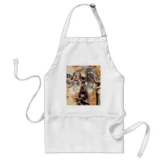 history of religious ideas standard apron