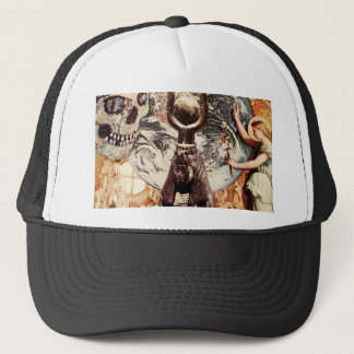 history of religious ideas trucker hat