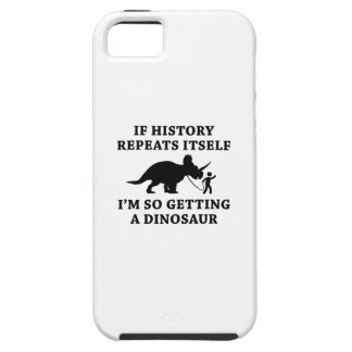 History Repeats iPhone 5 Cover