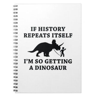 History Repeats Notebooks