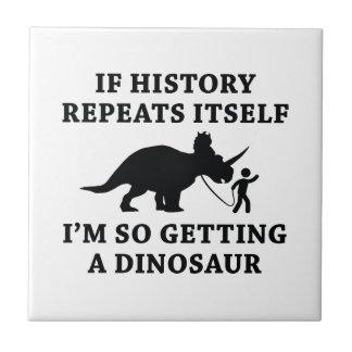 History Repeats Tile