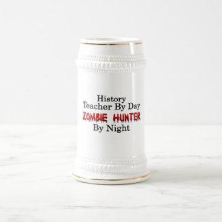 History Teacher/Zombie Hunter Beer Stein