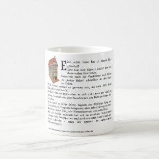 History the bath of the Wildunger half timbered Coffee Mug