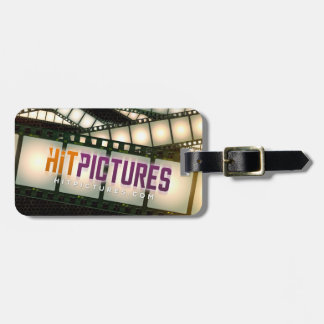 Hit Pictures Branded Luggage Tag