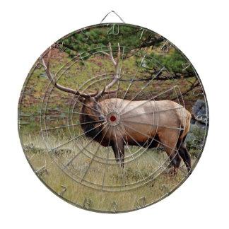 HIT THE Elk Dart Board