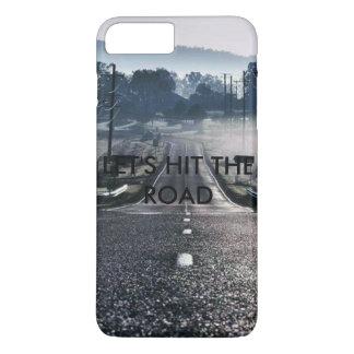 HIT THE ROAD iPhone 8 PLUS/7 PLUS CASE