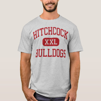 Hitchcock - Bulldogs - High - Hitchcock Texas T-Shirt