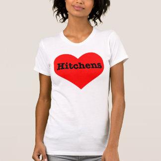 """""""HITCHENS HEART"""" TEE SHIRT"""