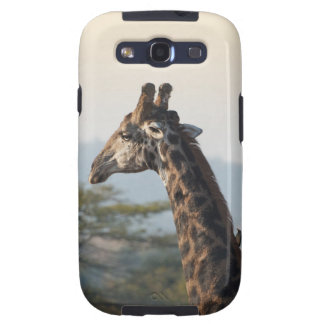 Hitching a ride on a giraffe samsung galaxy s3 covers