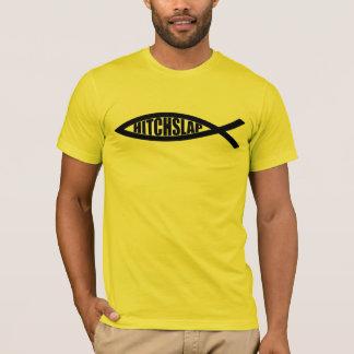 """HITCHSLAP FISH"" T-Shirt"