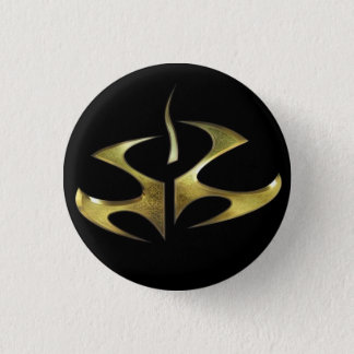 Hitman Logo 1 Inch Round Button