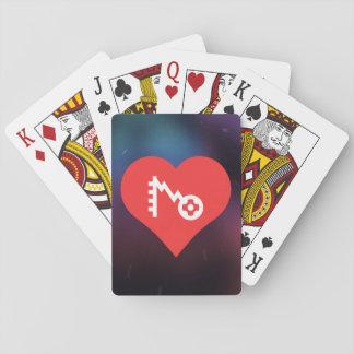 Hitting Goals Pictogram Poker Deck