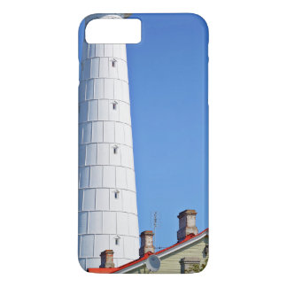 Hiumaa Island Cloudless Sky And White Lighthouse iPhone 7 Plus Case