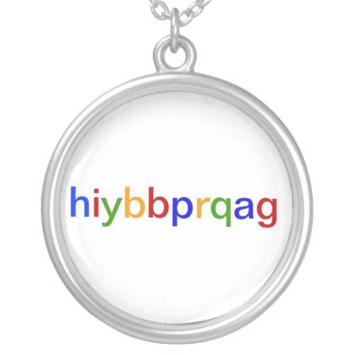 hiybbprqag pendant