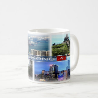HK Hong Kong - Coffee Mug