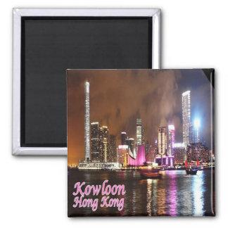 HK - Hong Kong - Kowloon Magnet