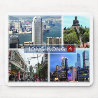 HK Hong Kong - Mouse Pad