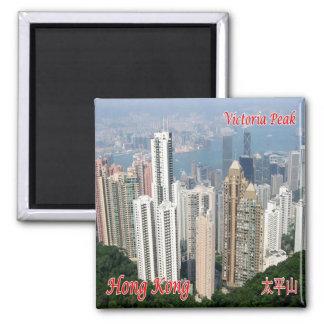 HK - Hong Kong - Victoria Peak Magnet