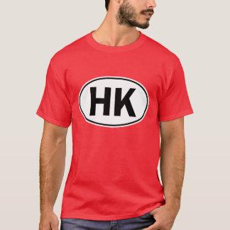 HK Oval Identity Sign T-Shirt