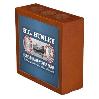 HL Hunley (CSA) Desk Organizer