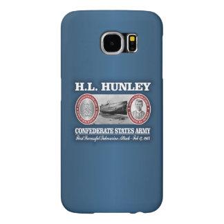 HL Hunley (CSA) Samsung Galaxy S6 Cases