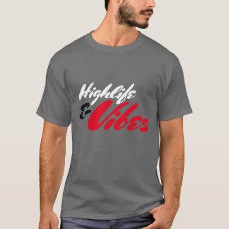"""HLF """"Highlife & Vibes"""" Tee"""