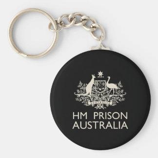 HM Prison Australia Keychain