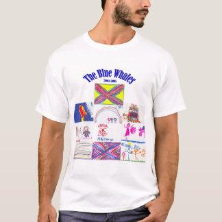 HMCDS Blue Whales 2004-2005 T-Shirt